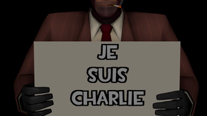 Je Suis Charlie by MarcoMetalWolf