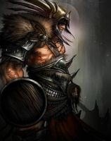 Barbarian by CrazyChon