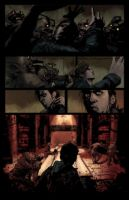 Silent Hill Downpour #4 Page 12 by T-RexJones