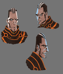 General Tesler by ChronosAbyss