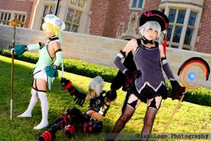 Haseo left us for Ovan by Shiya