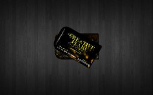 Designer Business Cards by SilverThornz