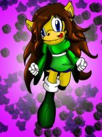 Shimmer the Hedgehog by 116555