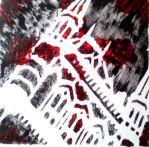 Art portfollio mixed media- Bloody St Pancras by icediamond7