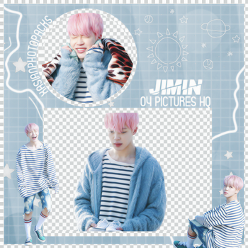 Pack Png 040 // Jimin (BTS) (Spring Day). by xAsianPhotopacks