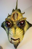 Stingraylien trophy head by BrittonsConcoctions