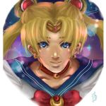 Sailor Moon by tallandquirky