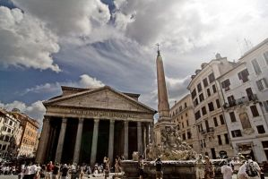 The Pantheon 1 by BlackCarrionRose