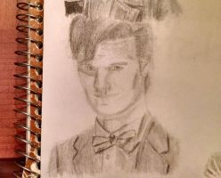 The 11th Doctor by adkead80