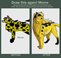 Draw This Again by ThisDyingDog