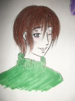 Vladimir with Short Hair by Ale-L