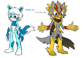 Sonic Adoptables 03 :closed: by Touken2