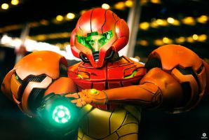 Samus Cosplay by Elearia