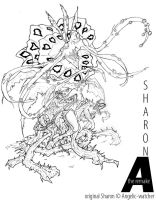 Sharon Form-A: The Remake by AstroCrush