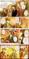 Hetalia: November by blueLudebar