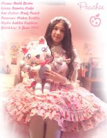 Peachie Sweet Lolita ID by Princess-Peachie