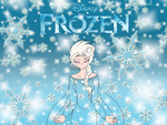 FROZEN: I'm one with the Wind and Sky by Teppa
