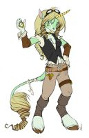 Commission: Alica by dinadeer