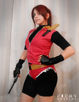 Bio 2 Claire Redfield by Queen-Stormcloak