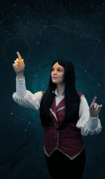 Old magic by YouseiCosplay