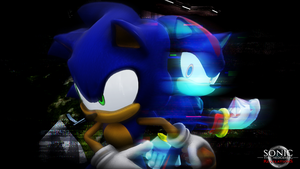 Sonic the Hedgehog: Revelations Wallpaper by 10chakrit