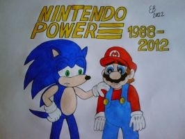 Farewell to Nintendo Power by shnoogums5060