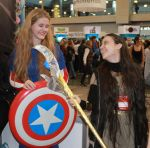 CCR: Loki and Captain America by yinlin1994