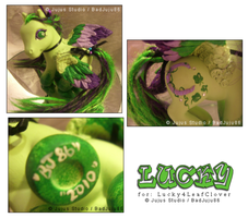 Lil Dread Pony Lucky by customlpvalley
