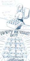 A Morpher Mother's day by DoodleDowd