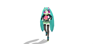 NEW JOINT BUTTERFLY MIKU DL by SenseiTag