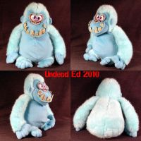 Jimbo Da Gorilla Plush ooak by Undead-Art