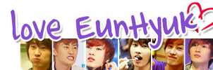 I Love EunHyuk by KyuBel