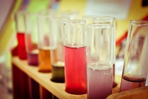Chemistry: Test Tubes by krystofferyap