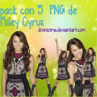 pack png de miley cyrus by divinizima