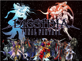 Dissidia Wallpaper - Villian by Daydreamer85253