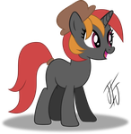 My Adopted Pony by MLP-Scribbles