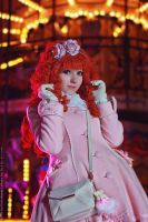 Sweet lolita. Winter time II by TaisiaFlyagina