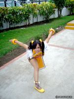 Xiauyu Cosplay Party Gamer 2.0 by EnriqueNg