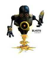 Blasto Concept by SquirrelGutz