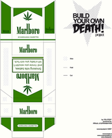 Marlboro 4:20 MAKE YOUR OWN by cweiler