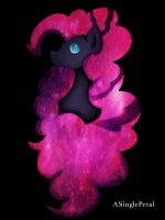 .: Nighmare pinkie pie - Tshirt design available : by ASinglePetal