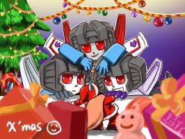 seekers' X'mas day by cafeqsize