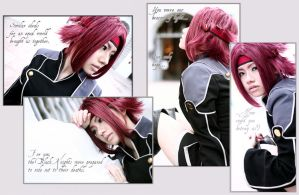 To Lelouch, From Kallen by gk-reiko