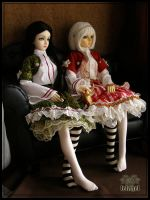 Lelahel and Liselotte by Lelahel-Clothes