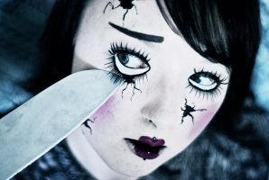 Doll face. by SeparateFromTheHead