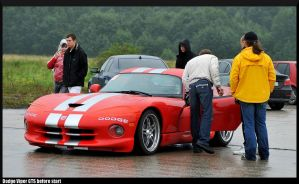 Dodge Viper GTS before launch by ShadoWpictureS