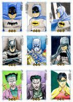 Batman Archives 2008 - part 06 by MarcFerreira