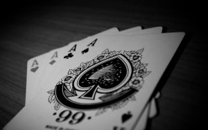 ace of spades by magnusandersson