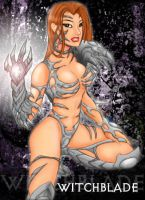 witchblade by Darda