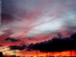 Red sky 4 by doumax002